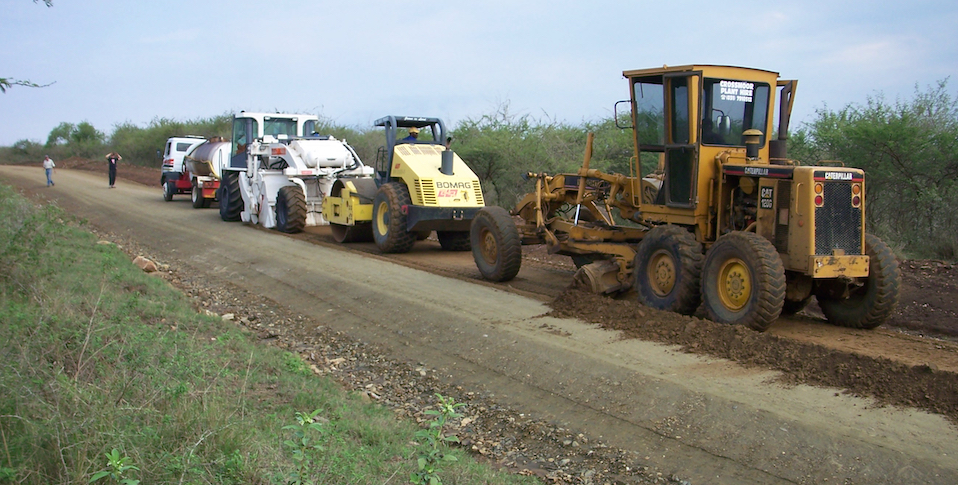 cost effective roads, SoilTech, stabilization, dust control, Smart Materialsenvironmentally friendly, green,eco-friendly